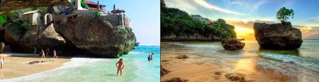 Photo of Uluwatu Beach in Bali