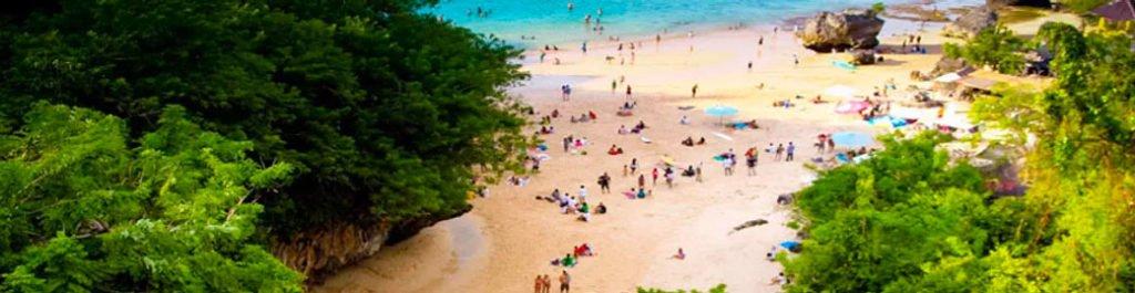 Photo of Padang Padang Beach in Bali